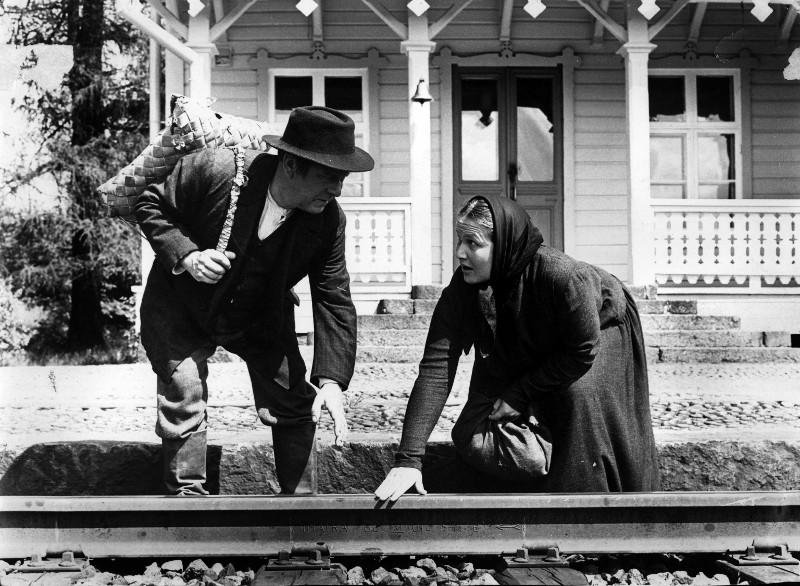 Rautatie Elokuva